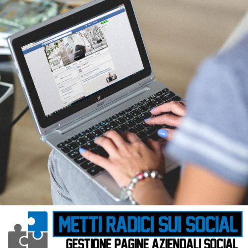 Gestione Pagina Aziendale Medium Facebook e Instagram Cagliari Sardegna