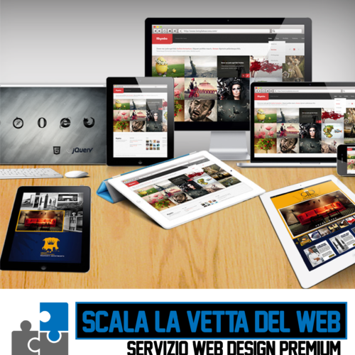 Creazione Sito Web Aziendale Premium Cagliari Sardegna