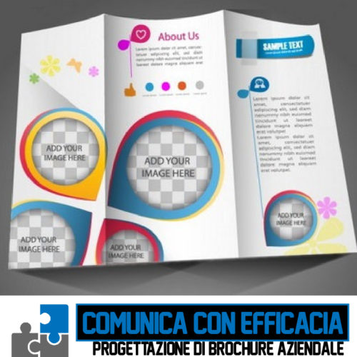 Progettazione Grafica Brochure Aziendale Cagliari Sardegna