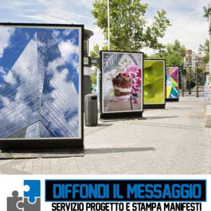 Progettazione Grafica e Stampa Manifesti Cagliari Sardegna