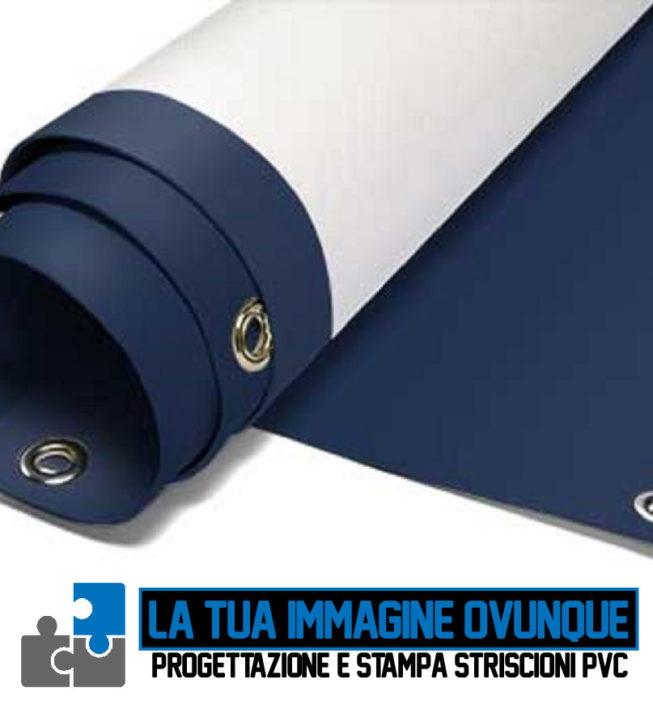 Progettazione Grafica e Stampa striscioni PVC Cagliari Sardegna