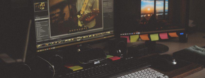 servizio multimedia svolto da DesignProvider.it